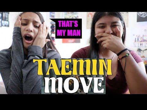 TAEMIN 태민 'MOVE' MV REACTION!!!