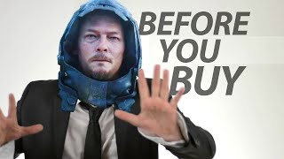 Death Stranding - Before You Buy
