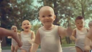 Babes damcade psy _Gangnam style (official video)_funny video 2018