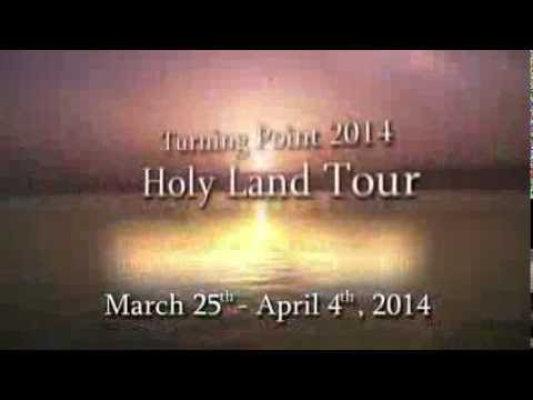 Holy Land Tour March 2014 -- The Hoppers & Dr. David Jeremiah