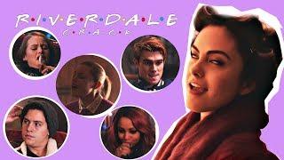 ►RIVERDALE | CRACK {season 2}