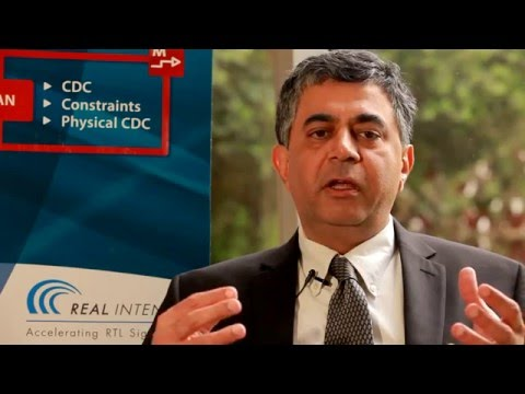 SemIsrael Interview with Dr. Pranav Ashar, CTO, Real Intent (April 2016)