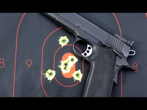 Beginners Guide To Pistol Shooting - How To Become An Expert