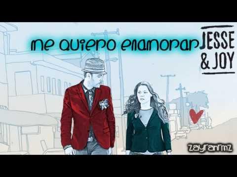 Me quiero enamorar - Jesse & Joy (Pista con letra-Karaoke)