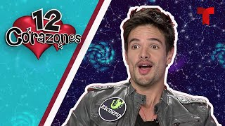 12 Hearts♏: Andrés Zuno vs. 11 Latina Women | Full Episode | Telemundo English