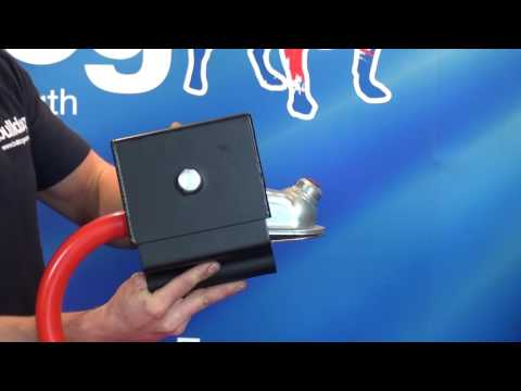 BULLDOG SECURITY Minilock Hitchlock for AL-KO & Albe Coupling Heads (DM)