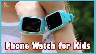Verizon GizmoPal 2 LG Phone Watch for Kids Review
