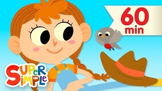 The Farmer In The Dell | + More Nursery Rhymes and Kids Songs | Super Simple Songs - YouTube