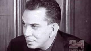 """Jacobo Zabludovsky entrevista a Cantinflas (Programa """"Efemérides"""", 1967)"""