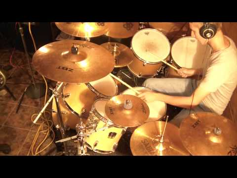 Drysdale- The used Watered Down (drumcover)