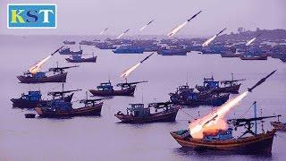 Vì sao TQ sợ VN nhất trên Biển Đông? Vũ khí gì giúp VN khắc chế  được TQ? - CC