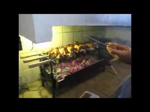 Cyprus BBQ Souvla