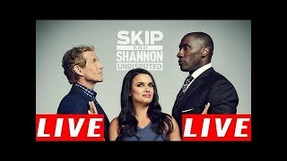 Undisputed 5/21/2019 Live HD   First Things First Live - Skip Bayless Shannon Sharpe on FOX Sport 1