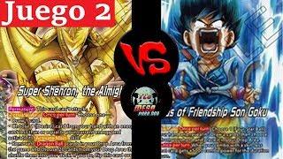 Super Shenron Storm VS Kid Goku Y/B | Ronda 1, Juego 2 | Celebración DBS República Dominicana