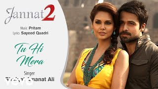 Tu Hi Mera - Official Audio Song | Jannat 2| Shafqat Amanat Ali| Pritam