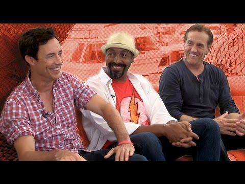 "CBR TV @ SDCC 2014: Tom Cavanagh, Jesse L. Martin & John Wesley Shipp Divulge Some ""The Flash"" Facts"