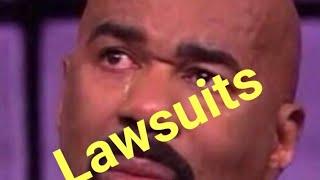 Why Is Steve Harvey Losing His Shows? Part 1 #steveharvey #lawsuits