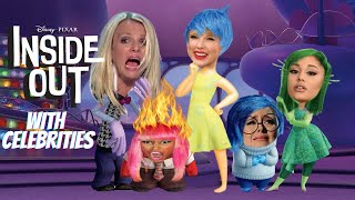 INSIDE OUT but with celebrities