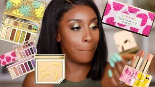 This Collection Is HUGE!! Too Faced Tutti Fruitti | Jackie Aina