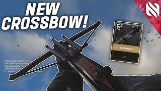 "The NEW WW2 CROSSBOW is INSANE - COD WW2 ""Ouroboros"" Crossbow DLC Weapon Gameplay!"