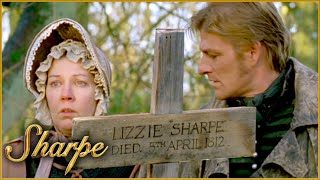 Sharpe Visits His Mother's Grave | Sharpe