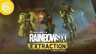 Rainbow Six Extraction: Trailer d'annuncio