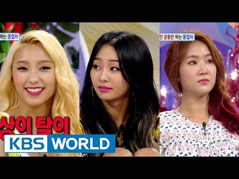 Hello Counselor - Bora, Hyolyn, Soyou (2015.07.13)