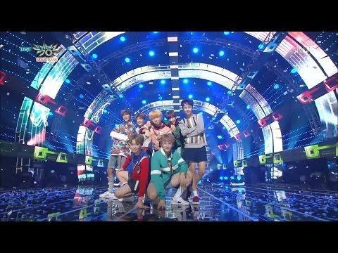뮤직뱅크 - NCT DREAM, 누나들 마음 흔드는 풋풋한 소년들! 'Chewing Gum'.20160902