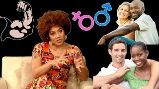 Joy Villa on Interracial Marriage & Alpha vs. Beta Males! (Highlights)