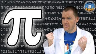 Does the number Pi actually exist?