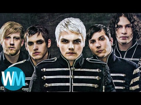 Top 10 Best Emo Bands of All Time