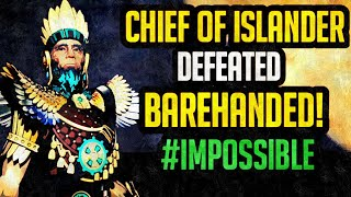 How To Beat Chief Of Islander In Shadow Fight 3 |Impossible Barehand Mode|