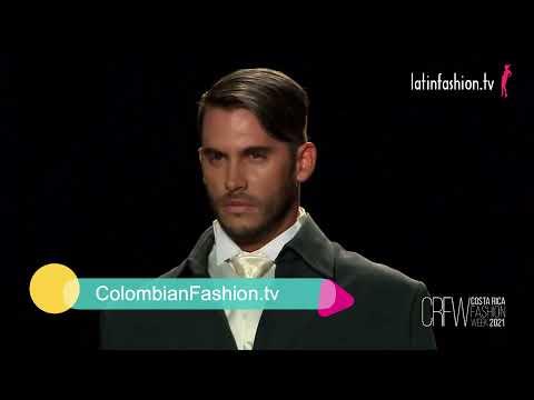 Sastrería Triana en Costa Rica Fashion Week 2021