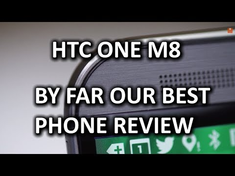 HTC One M8 Review & SUPER SECRET SURPRISE - Smashpipe Tech