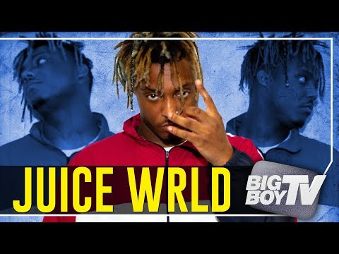 Juice WRLD on Showing Emotions, XXXTentacion, Hip Hop Legend & A lot More