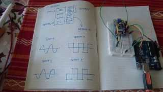 Arduino signal generator | arduino-shop eu