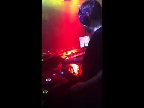 Laurent Garnier - Rex Club - 03 04 11
