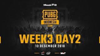 PUBG INDONESIA SCRIMS - WEEK 3 DAY 2
