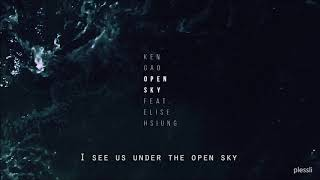 Open Sky - Ken Gao (feat. Elise Hsiung) [Instrumental Cover] w/lyrics