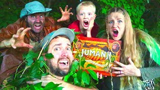 Can We Escape #Jumanji In Real Life?! / #TheBeachHouse