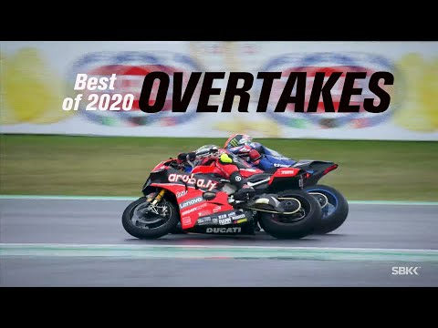 Best Overtakes of 2020