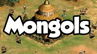 Mongols Overview AoE2