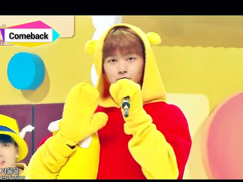 [Comeback Stage] BTOB - The Winter's Tale, 비투비 - 울면 안 돼, Show Music core 20141220