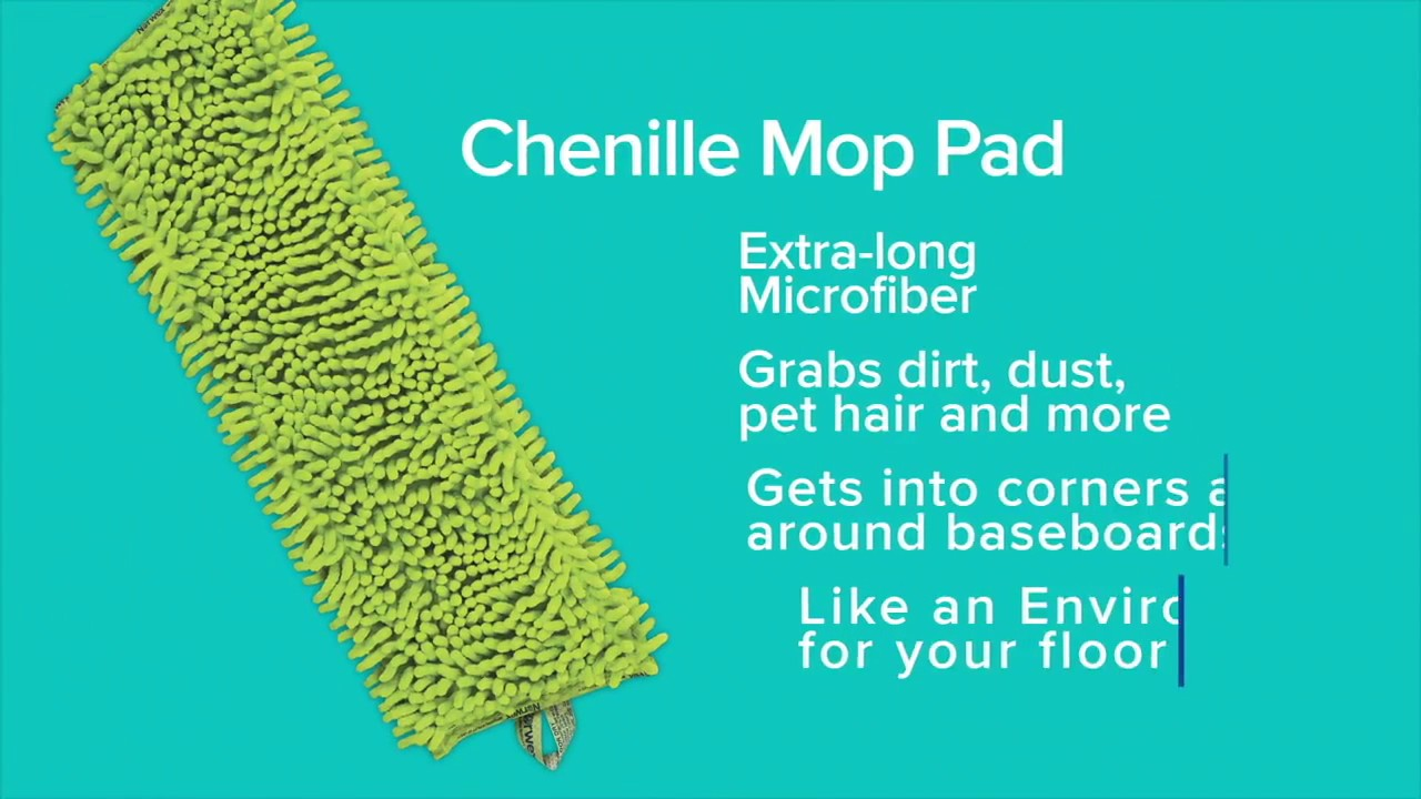 Chenille Dry Mop Pad - SALE!