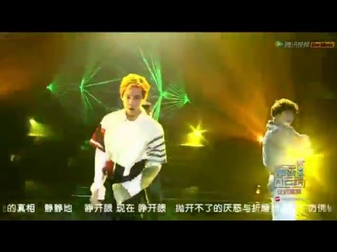 [160409] NCT U - The 7th Sense @ 16th Top Chinese Music Awards