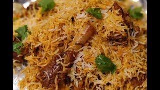Mutton biryani | How to make Lucknowi Mutton biryani | Dumpukht style mutton biryani