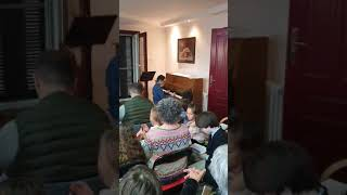 Early Spring Concert 2019, Stefan, piano, Grade 2