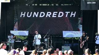Hundredth Youth live warped tour 2017 Salt Lake City