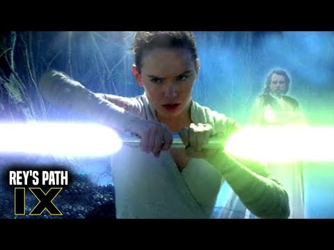 Star Wars! How Rey Will Become A Jedi For Episode 9 Explained