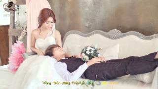 Suy nghĩ trong em - Kim Joon Shin [Video lyrics HD]